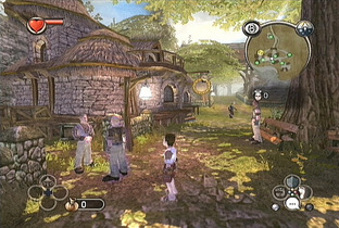 Test Fable Xbox - Screenshot 133