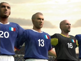Test Pro Evolution Soccer 4 Xbox - Screenshot 1