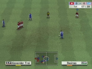 Test Pro Evolution Soccer 4 Xbox - Screenshot 2