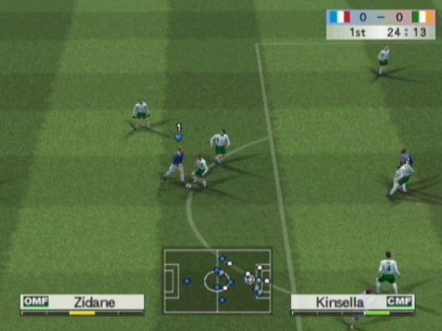 Jeuxvideo com pro evolution soccer 4 xbox image 5 sur 10