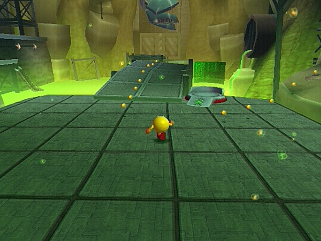Images Pac-Man World 3 Xbox - 10