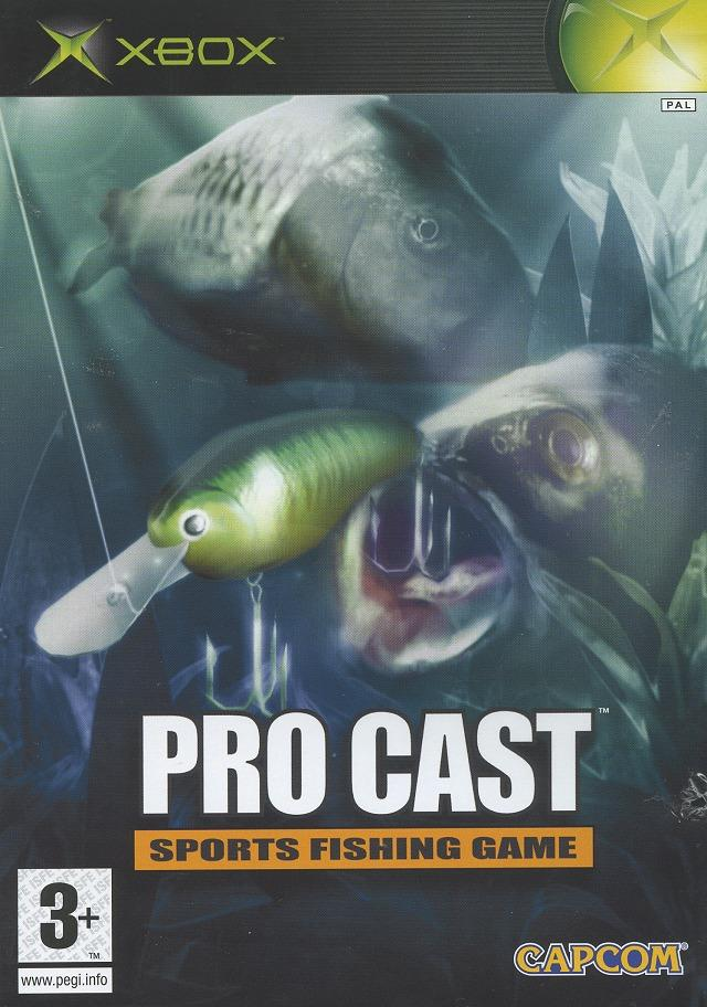 Pro cast sports fishing game sur xbox for Xbox fishing games