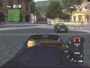 Test Racing Evoluzione Xbox - Screenshot 8