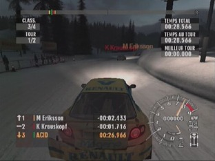 Test Rallisport Challenge 2 Xbox - Screenshot 62