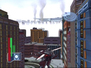 Test Robotech : Battlecry Xbox - Screenshot 2