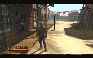 Test Red Dead Revolver Xbox - Screenshot 27