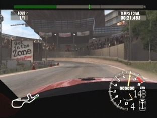 Test Rallisport Challenge 2 Xbox - Screenshot 51