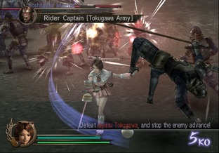 Test Samurai Warriors Xbox - Screenshot 34