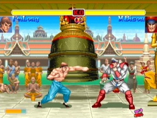 Test Street Fighter Anniversary Collection Xbox - Screenshot 17