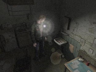 Test Silent Hill 2 : Inner Fear Xbox - Screenshot 6