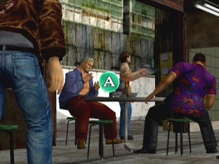 Test Shenmue 2 Xbox - Screenshot 2
