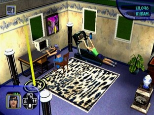 Test Les Sims Xbox - Screenshot 5
