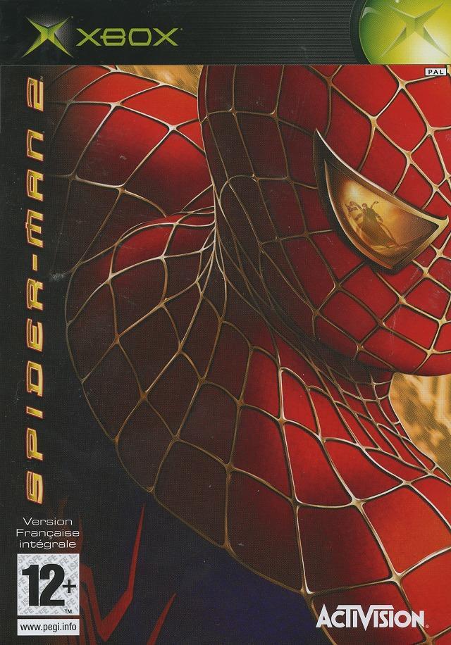 Spider man 2 sur xbox - Les jeux de spiderman 4 ...