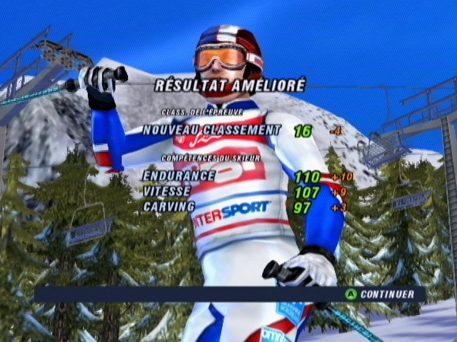 Ski Racing 2005 featuring Hermann Maier