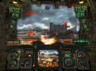 Test Steel Battalion Xbox - Screenshot 13
