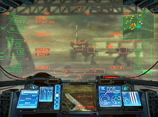Test Steel Battalion Xbox - Screenshot 14