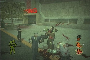 Test Stubbs The Zombie In Rebel Without A Pulse Xbox - Screenshot 28
