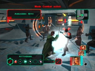 Star Wars : Knights of the Old Republic II : The Sith Lords Xbox
