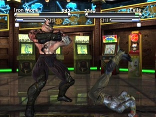 Test Tao Feng : Fist Of The Lotus Xbox - Screenshot 7