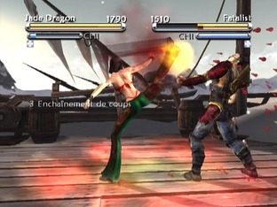 Test Tao Feng : Fist Of The Lotus Xbox - Screenshot 8