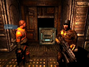 Test The Chronicles Of Riddick : Escape From Butcher Bay Xbox - Screenshot 40
