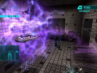 Test The Terminator : Un Autre Futur Xbox - Screenshot 11