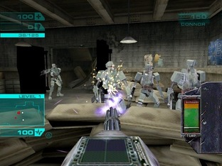 Test The Terminator : Un Autre Futur Xbox - Screenshot 12