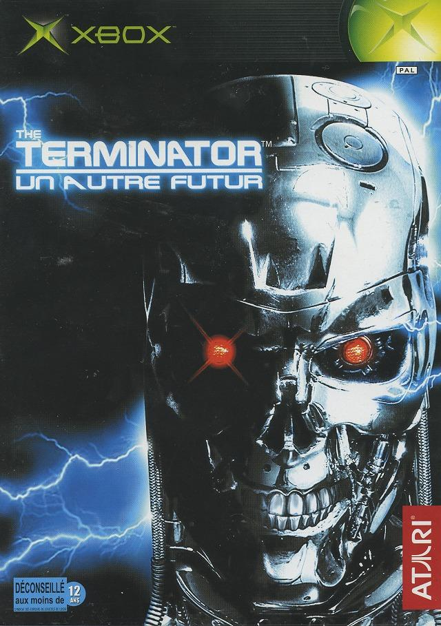 the terminator un autre futur sur xbox. Black Bedroom Furniture Sets. Home Design Ideas
