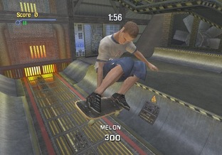 Test Tony Hawk's Pro Skater 3 Xbox - Screenshot 8