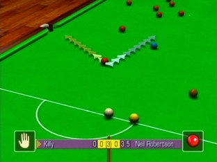 Test World Snooker Championship 2005 Xbox - Screenshot 26