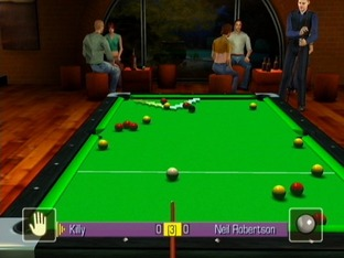 Test World Snooker Championship 2005 Xbox - Screenshot 29