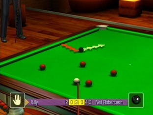 Test World Snooker Championship 2005 Xbox - Screenshot 32