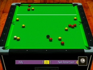 Test World Snooker Championship 2005 Xbox - Screenshot 34
