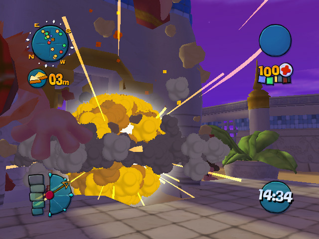 Images Worms 4 : Mayhem Xbox - 4