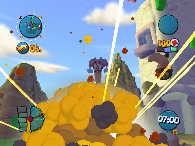 Images Worms 4 : Mayhem Xbox - 5
