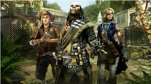 Assassin's Creed 4 : Le DLC des voleurs