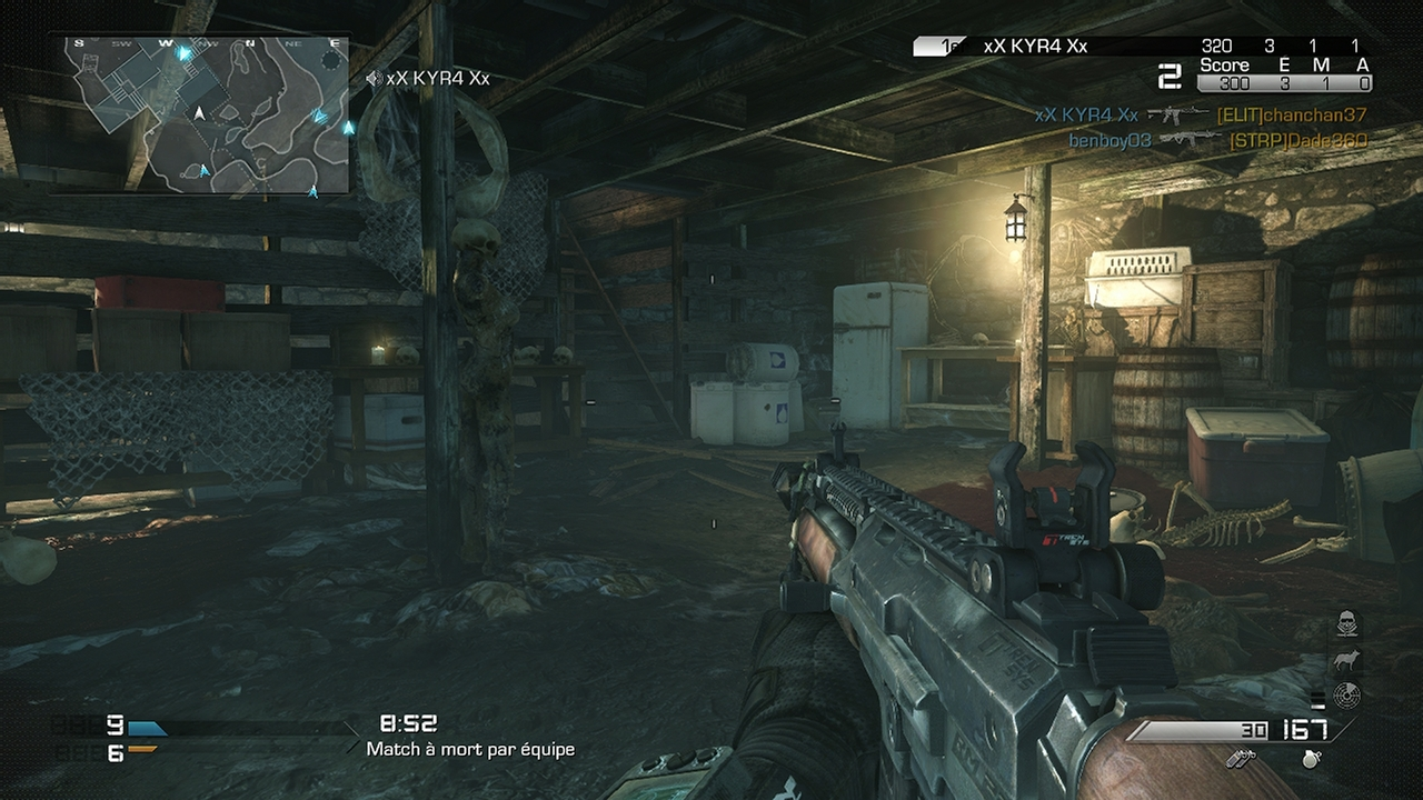 jeuxvideo com Call of Duty   Ghosts   Onslaught - Xbox One Image 12    Xbox One Call Of Duty Ghosts