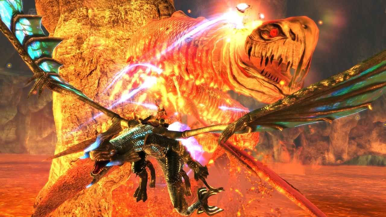 jeuxvideo.com Crimson Dragon - Xbox One Image 29 sur 129