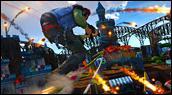 Test Sunset Overdrive, un shooter déjanté en monde ouvert - Xbox One