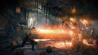 The Witcher 3 : Wild Hunt Xbox One