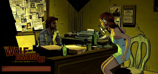Test The Wolf Among Us : Episode 4 - In Sheep's Clothing - Xbox One