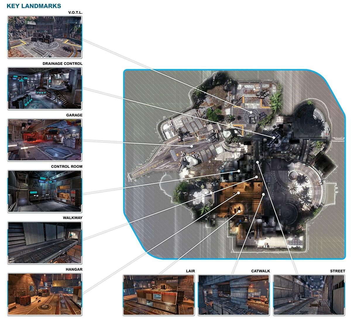 Map Titanfall