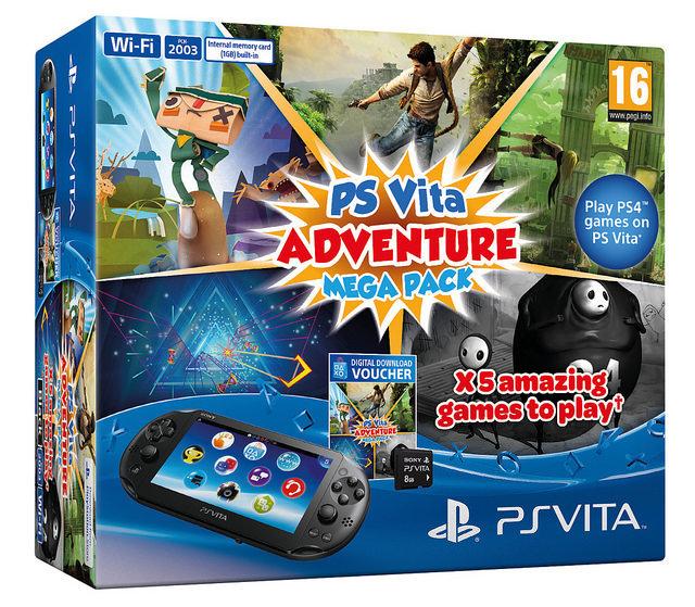La PS Vita présente son Méga Pack Aventure 14801230248_a8e1cb67e3_z