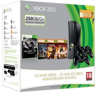 Un pack pour fêter 10 ans de Xbox