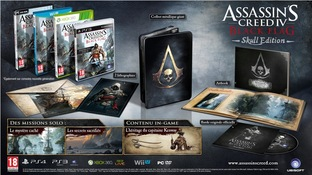 Les éditions collector d'Assassin&
