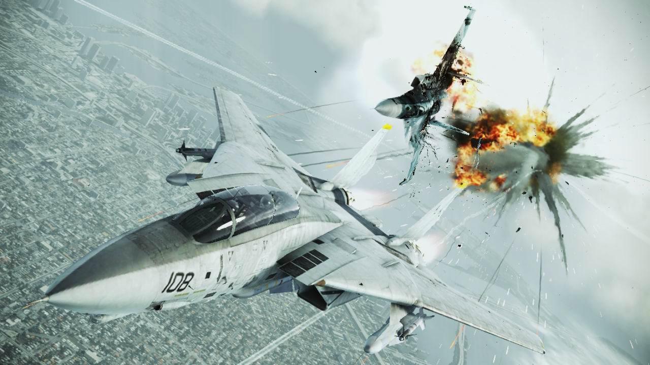 Ace Combat Infinity и ее фритуплейный полет