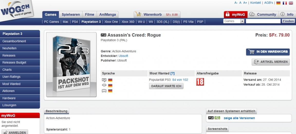 Playstation 3 / Xbox360 Assassins-creed-rogue-1152x523