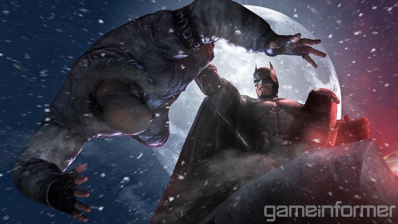 Batman : ArKham Origins Batman_arkham_origins_game_informer_13_