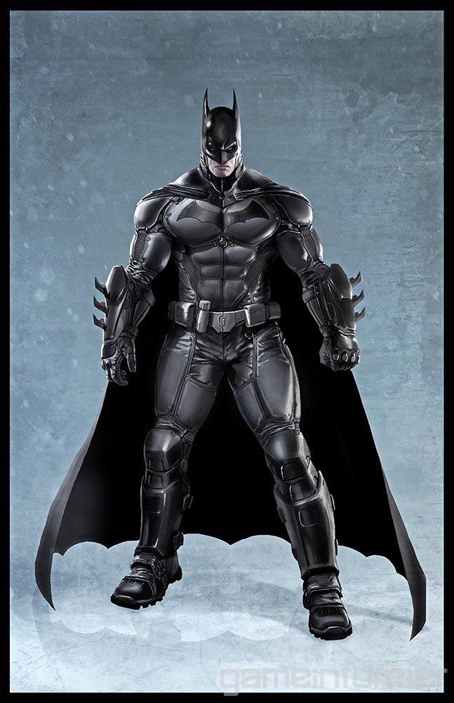 Batman : ArKham Origins Batman_arkham_origins_game_informer_8_