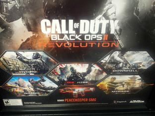 Un DLC Revolution pour Black Ops 2